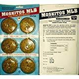 Mosquito Disks Brut Fungus Gelsen, 6Stück