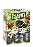 COMPO BIO Insekten-frei Neem, Bekämpfung von Schädlingen (u.a. Buchsbaumzünsler) an Zierpflanzen, Kartoffeln, Gemüse und Kräutern, 75 ml, 300m²