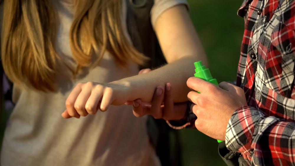 Hilfe gegen Mückenstiche
